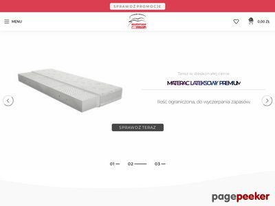 komfortowe materace Warszawa