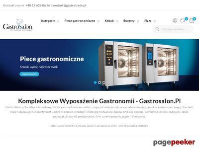 Wyposażenie pizzerii - gastrosalon.pl