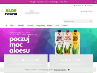 Aloes forever / aloe-forever.pl