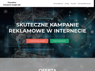 Reklama internetowa / www.firma4you.pl