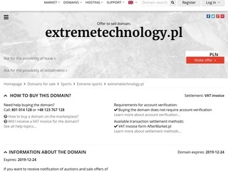 www.ExtremeTechnology.pl