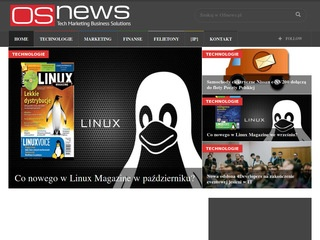 Nowinki komputerowe: software, hardware, internet, windows, linux, mac « OSnews.pl