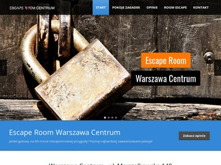 The Escape Room Warszawa http://lock2unlock.pl/
