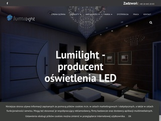 Taśmy LED producent LumiLight