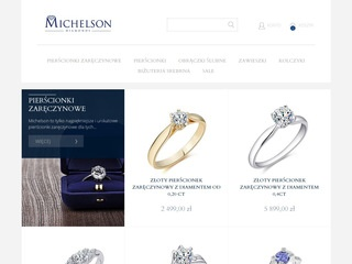 Michelson Diamonds Sp. z o.o - jubiler warszawa
