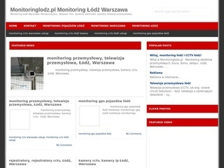Monitoring Łódź