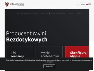 mtAutomatic - producent myjni