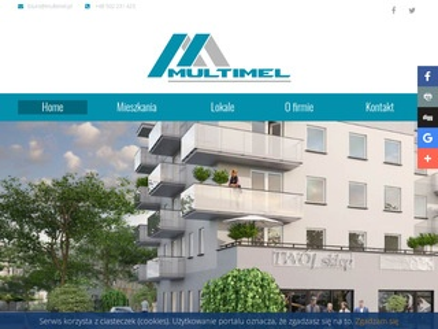Multimel - nowe mieszkania Lublin