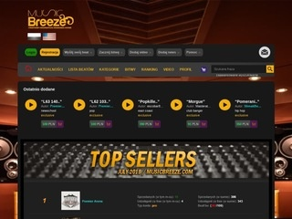 MusicBreeze Buy Beats and Sell Beats in Your Exclusive Beat Shop