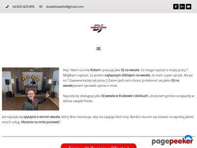 Nagłośnienie imprez masowych DJ na wesele