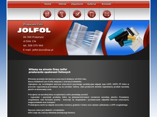 Jolfol - Producent Worków