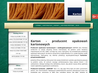 Www.karton.com.pl folia stretch