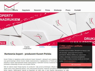 Koperty bąbelkowe producent