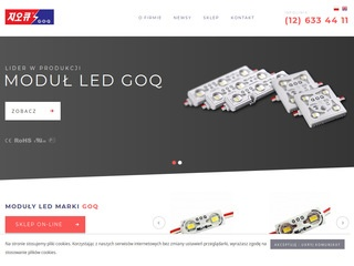 LED GOQ | Moduł LED Samsung