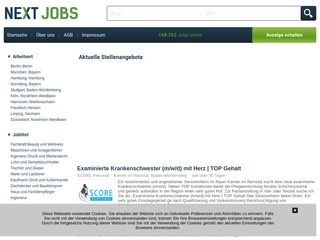Next-Jobs Jobs in Berlin