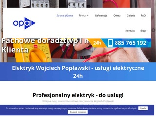 Elektro-Kom - elektryk Warszawa