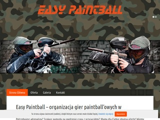 EASYPAINTBALL.PL paintball firmowy