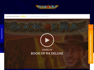 Gry Hazardowe Online Book of Ra