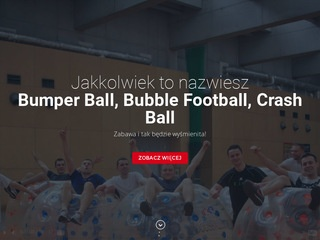 BumperBall, Bubble Football Krakow