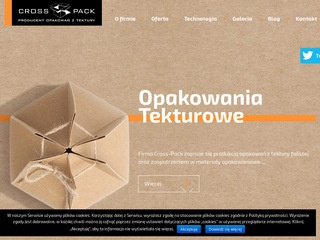 CROSS - PACK producent tektury Radomsko