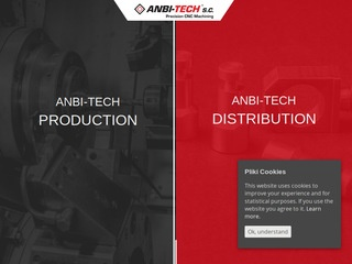 Anbi-tech.pl - Producent Detali z Metali