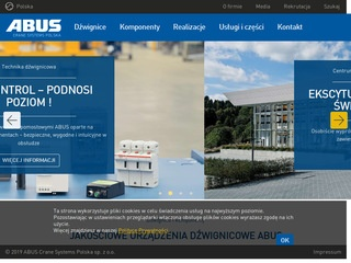 ABUS - producent suwnic