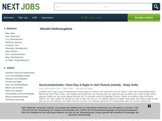 Next-Jobs : Praca w Austrii