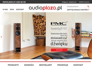 AudioPLAZA.pl - Salon Audio-Video