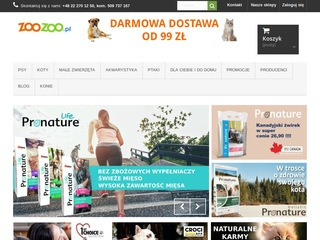 Karma Pronature Holistic - Zoozoo.pl