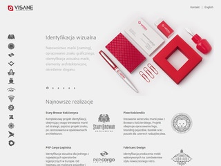 Branding and coporate identity – Visane.