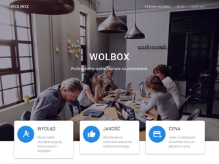 WOLBOX meble dla firm