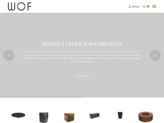 World of Flowerpots - producent donic ozdobnych
