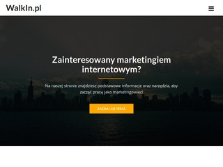 Walkin.pl - Agencja marketingu internetowego