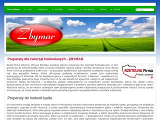 http://www.zbymar.com mączka rybna
