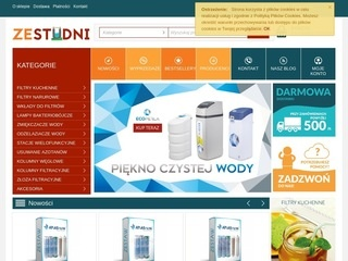 ZeStudni.pl - filtry do wody