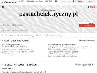 www.pastuchelektryczny.pl – ogrodzenia dla koni