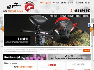 Jura Paintball Silesia – Paintball Śląsk