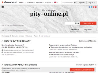 Pity-online.pl