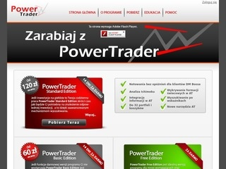 PowerTrader - Darmowy program giełdowy