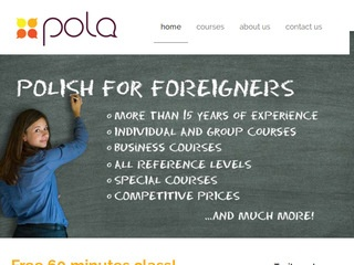 Pola - Polish for Foreigners