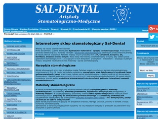 Sal-Dental amalgamaty