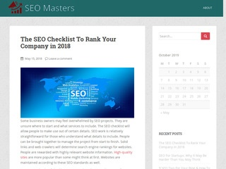 SEO-Masters powered by Inter-Art
