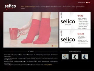 Selico - producent skarpet