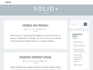 Solidplus - finish parkiet