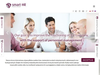 Firma headhunterska - SMART-HR.PL