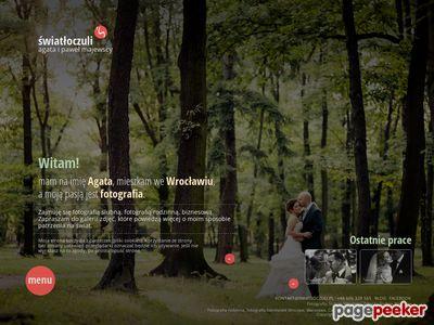 Fotografia ślubna, wspaniałe zdjęcia ślubne pełne emocji | Światłoczuli