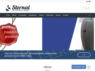 Sternal International radukcja elektrostatyki