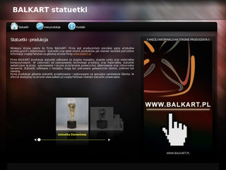 Producent statuetek