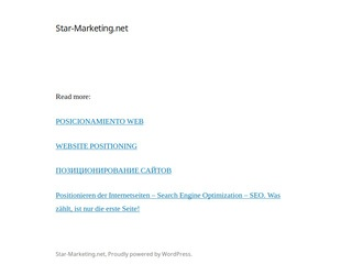 http://www.star-marketing.net