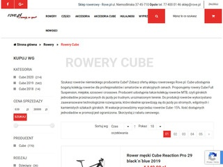 Rower Cube